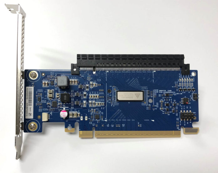 Aries Smart Retimer Add In Card For PCIe 5.0 Equinox