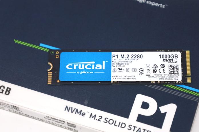 Crucial P1 1TB