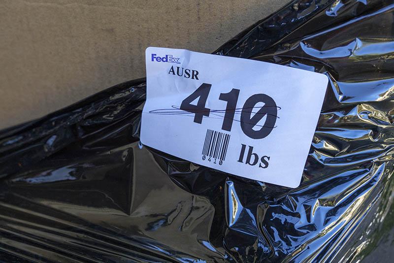 Dell EMC XE7100 Pallet Weight