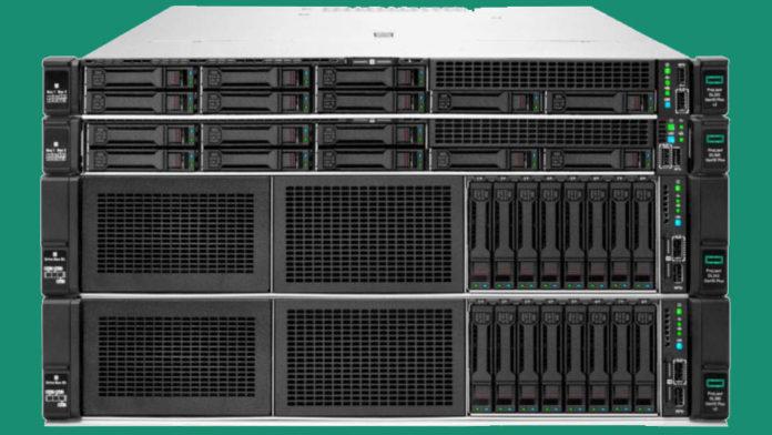 HPE ProLiant AMD EPYC 7003 Stack Cover