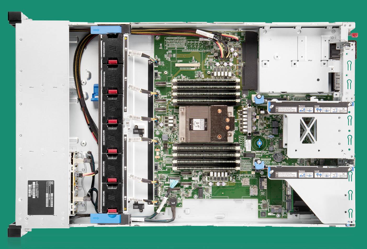 HPE ProLiant DL345 Gen10 Plus Internal