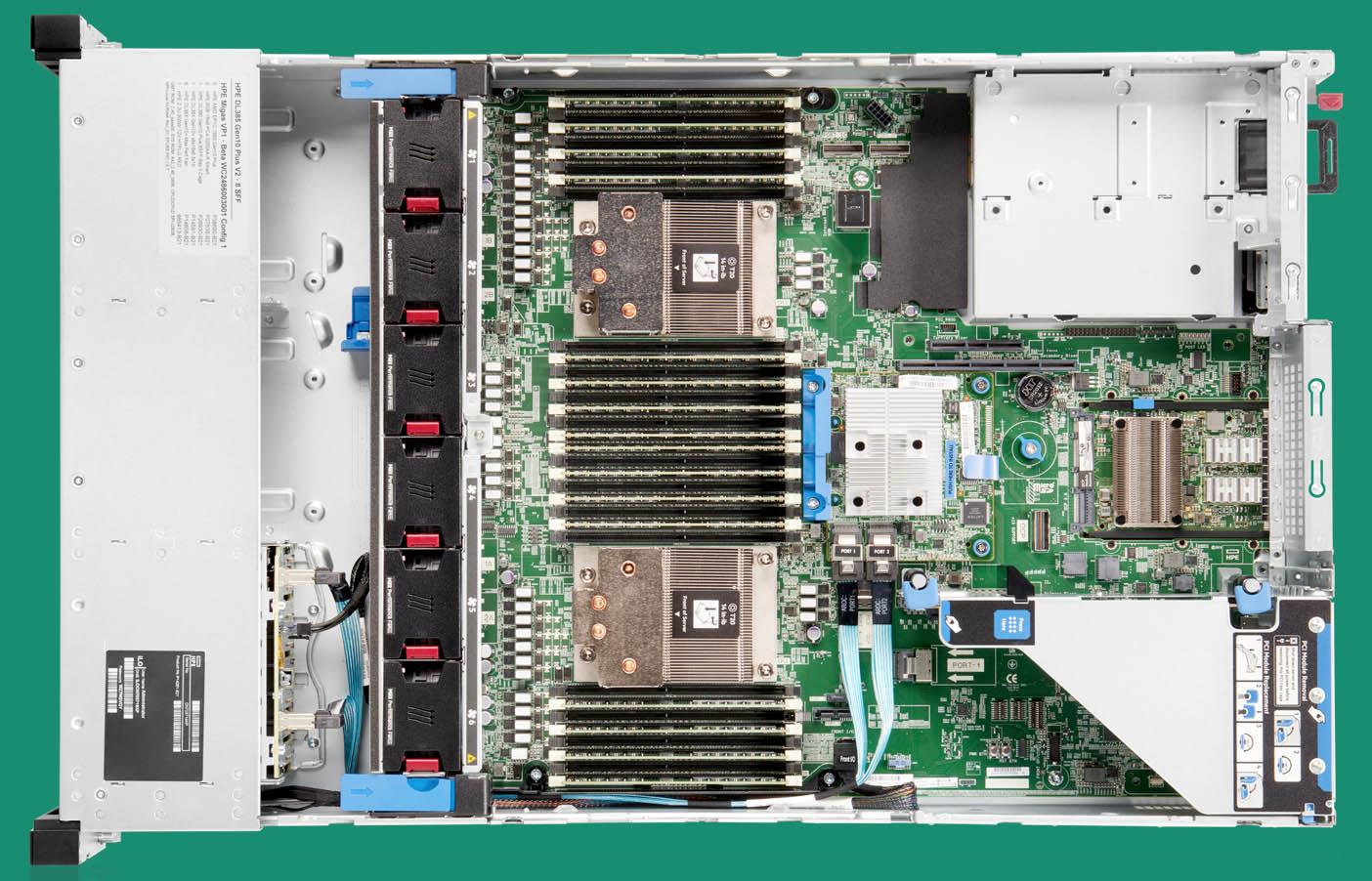 HPE ProLiant DL385 Gen10 Plus V2 Internal