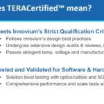 Innovium TERACertified What Is It
