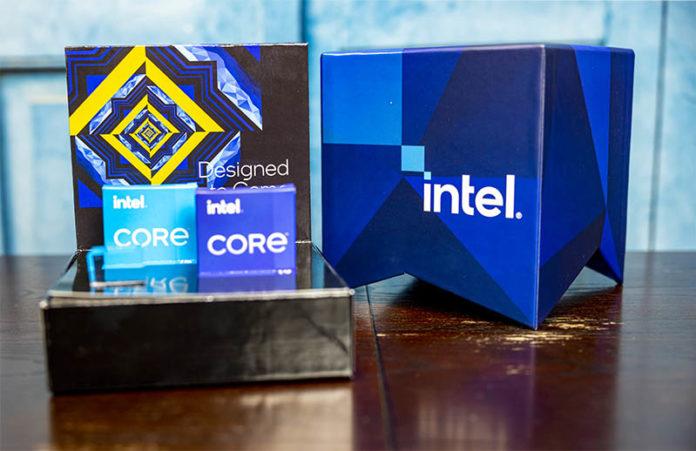 Intel 11th Gen Core Desktop Rocket Lake S Cover