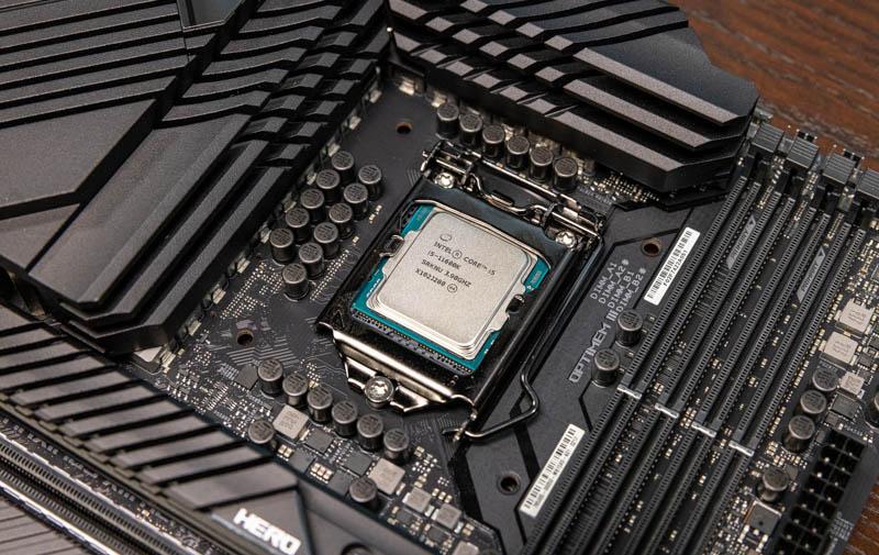 Intel Core I5 11600K 2