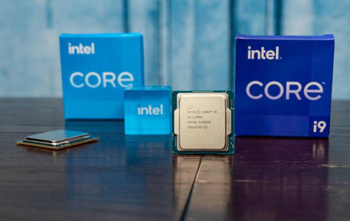 Intel Core I9 11900K 1
