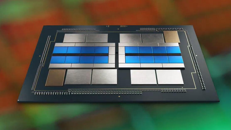 Intel Ponte Vecchio Package