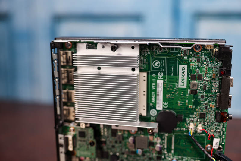 Lenovo ThinkCentre M75q Gen2 Tiny CPU Heatsink