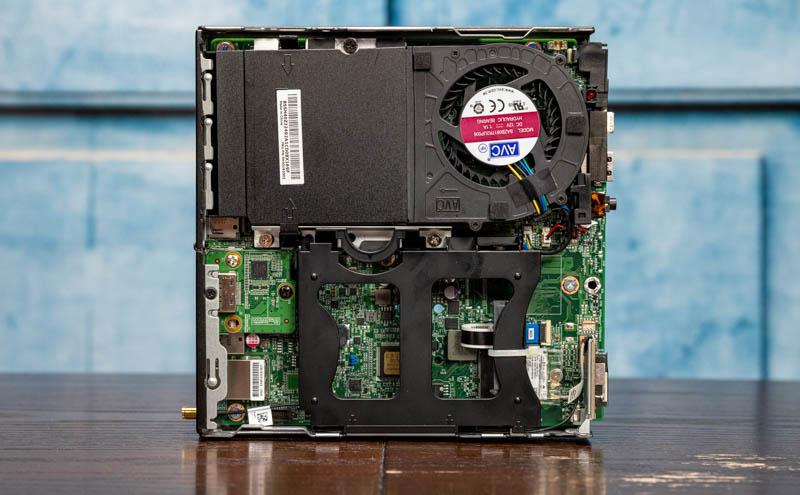 Lenovo ThinkCentre M75q Gen2 Tiny Internal Overview