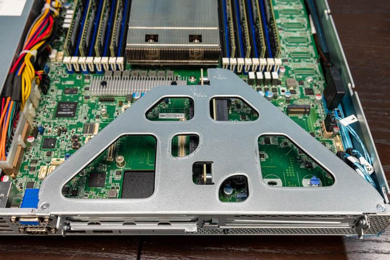 Tyan Transport CX GC68B8036 LE Dual PCIe Gen4 X16 Riser