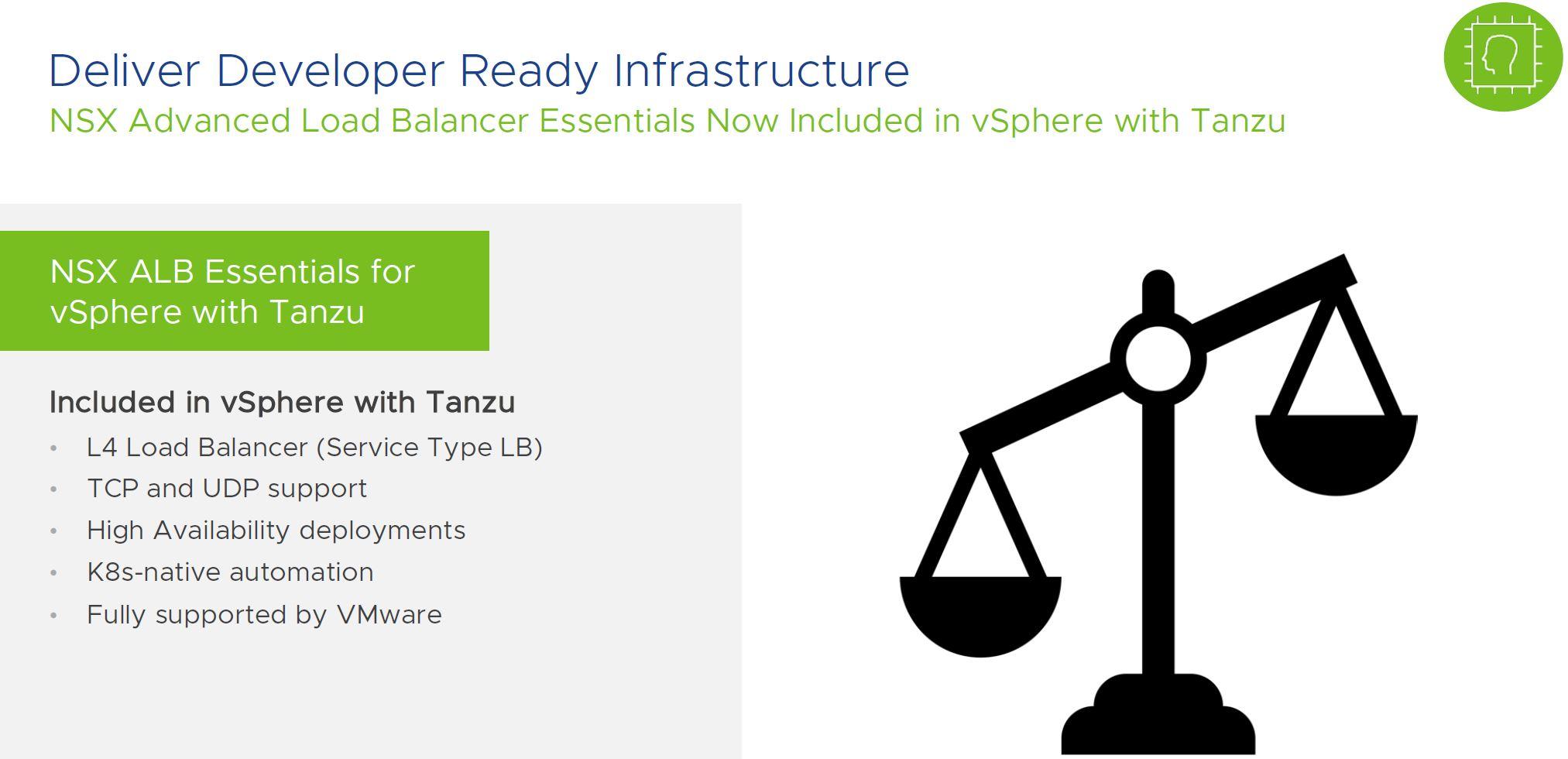 VMware NSX Advanced Load Balancer