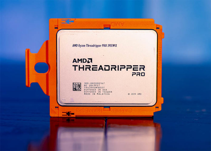 AMD Threadripper Pro 3955WX Cover