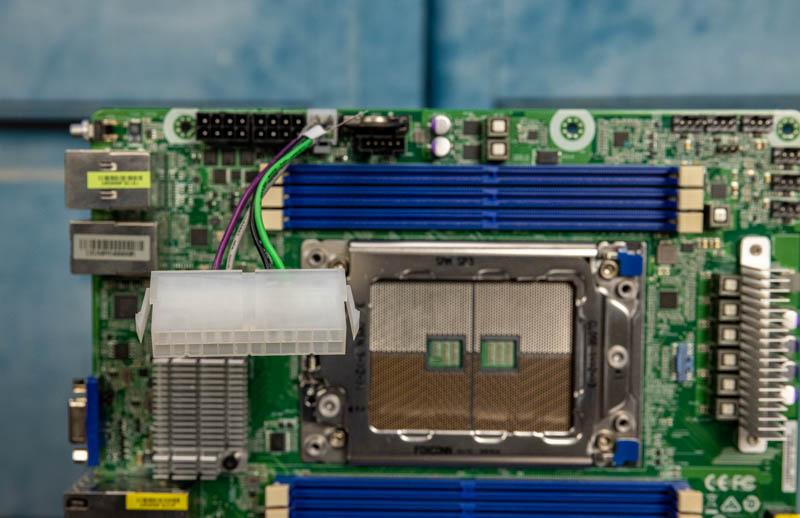 ASRock Rack ROMED6U 2L2T ATX To 4 Pin