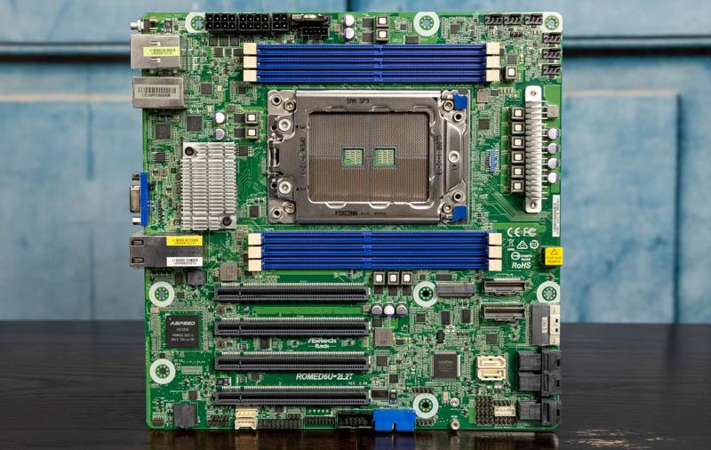 ASRock Rack ROMED6U 2L2T Overview
