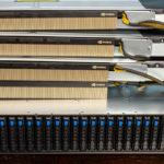 ASUS RS720A E11 RS24U 4x NVIDIA A100 Stack 1