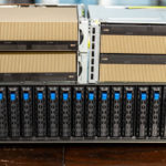 ASUS RS720A E11 RS24U 4x NVIDIA A100 Stack 2