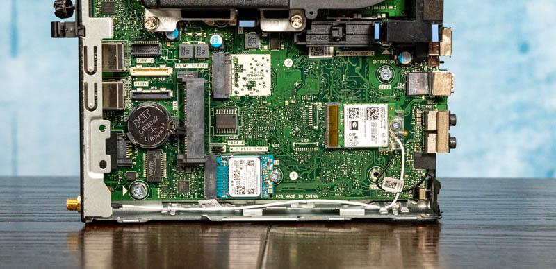 Dell OptiPlex 7080 Micro IO And Storage 2