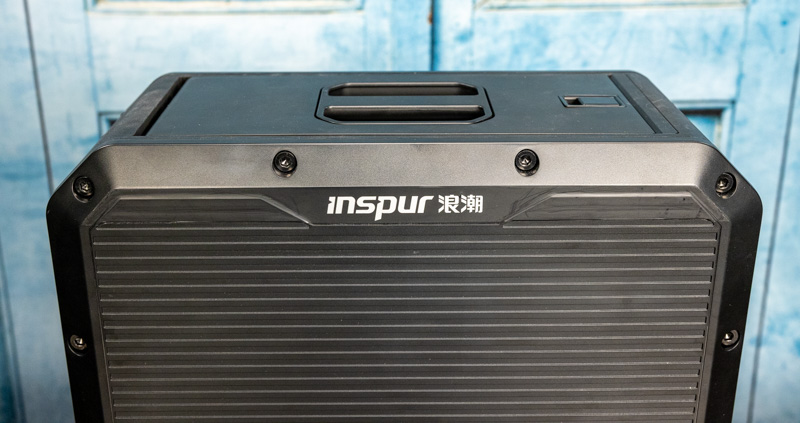Inspur NF3412M5 Top Handle Closed