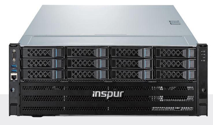 Inspur NF5468M6 PCIe AI Server