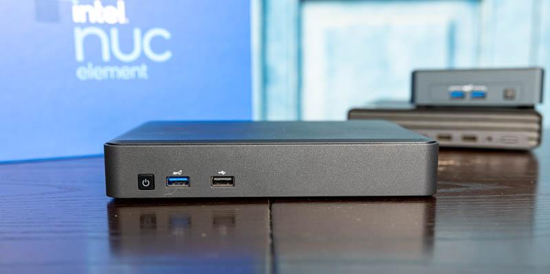 Intel NUC 11 Element Front 1
