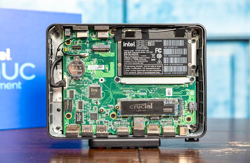 Intel NUC 11 Element Internal 2