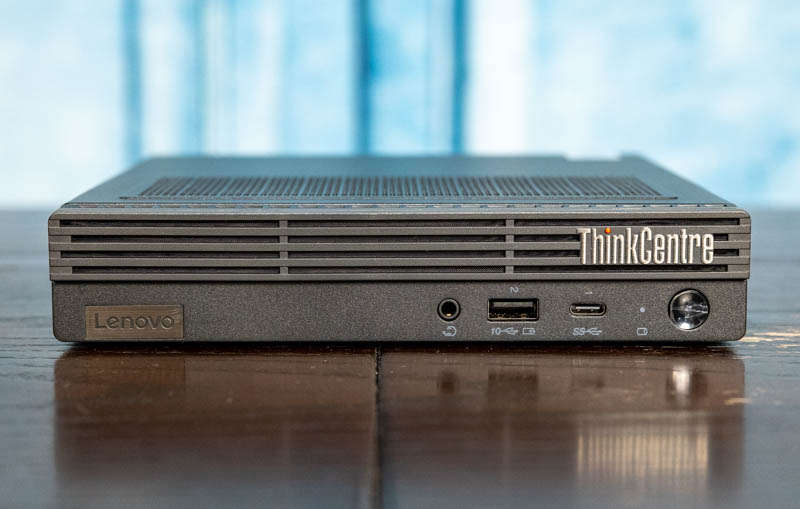 Lenovo ThinkCentre M90q Tiny Front 2
