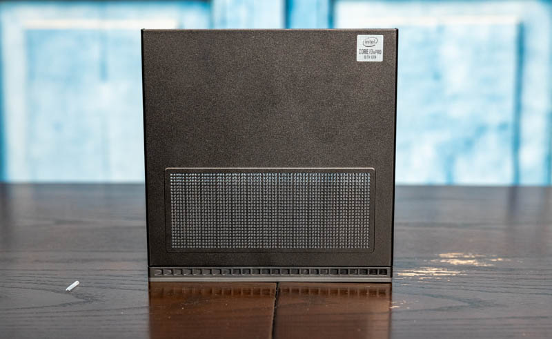 Lenovo ThinkCentre M90q Tiny Top Lid Vent