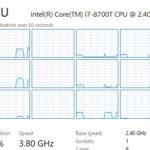 QNAP QNA UC 5G1T USB 5GbE Adapter CPU Utilization