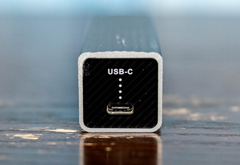 QNAP QNA UC 5G1T USB C Port