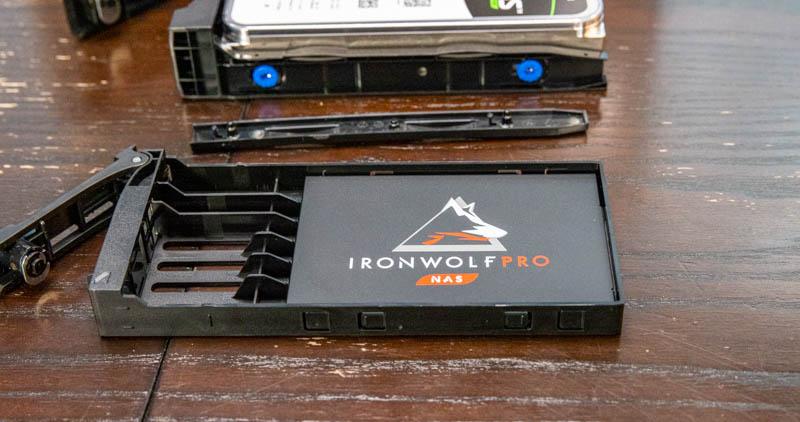 QNAP TVS H1288X SSD Tool Less Tray
