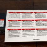 Schneider Electric APC 7921B Warning