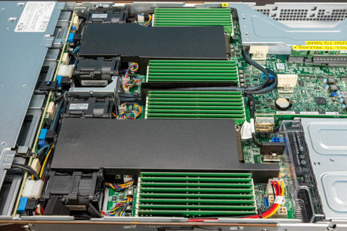Supermicro AS 1024US TRT AMD EPYC 7003 CPUs And Memory