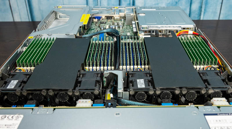 Supermicro AS 1024US TRT Airflow View With Airflow GUide