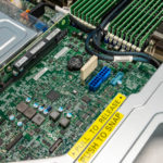 Supermicro AS 1024US TRT Middle Motherboard Connectors