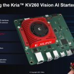 Xilinx Kira KV260 Starter Kit