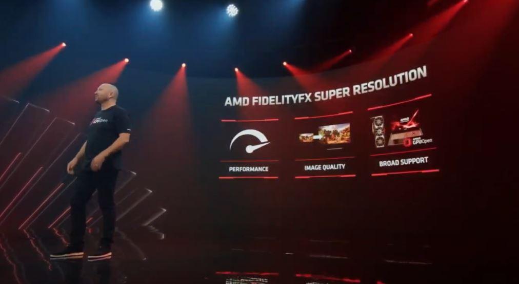 AMD Computex 2021 FSR