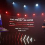 AMD Computex 2021 Keynote Radeon RX 6800M