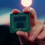 AMD Computex 2021 Packaging Ryzen 64MB Close