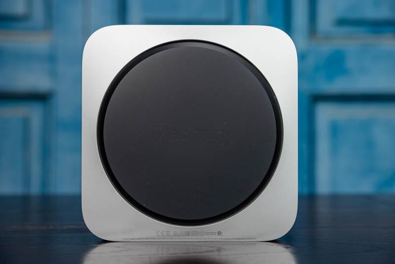 Apple Mac Mini M1 Bottom