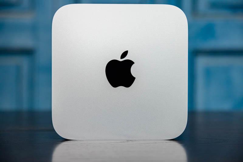 Apple Mac Mini M1 Top