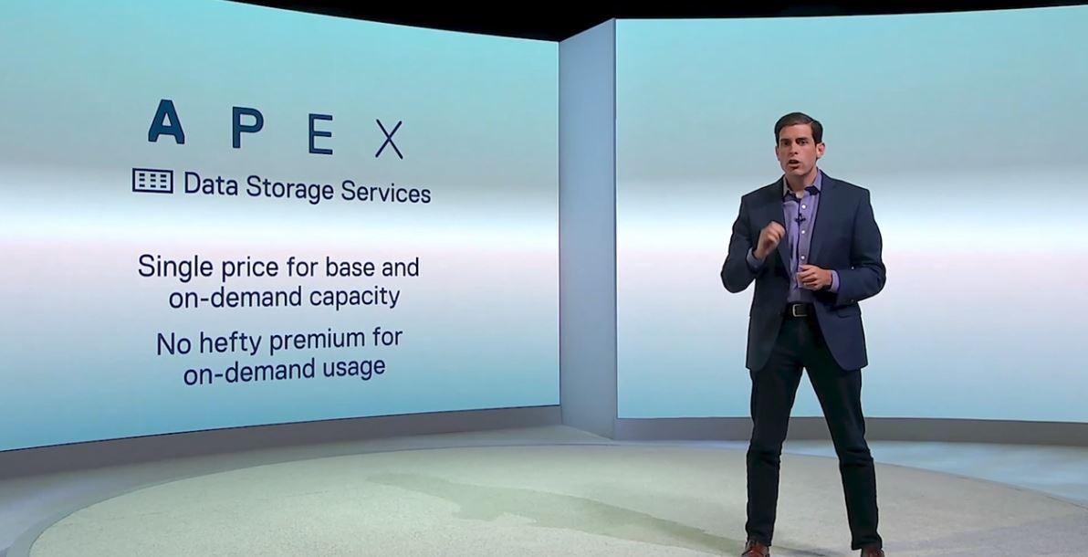 Dell Apex Data Storage Services