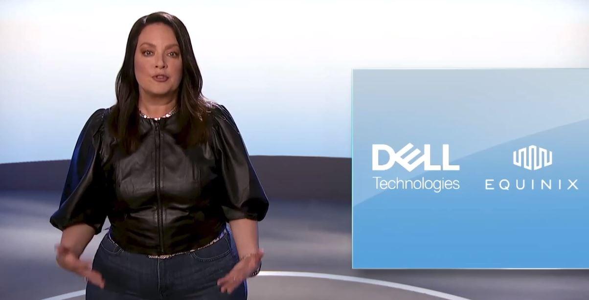 Dell Apex With Equinix