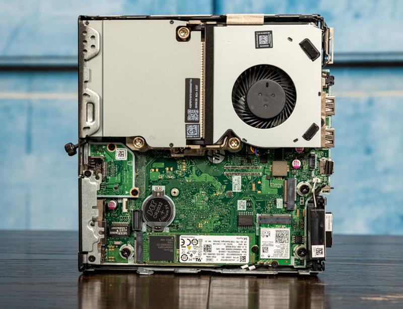 HP EliteDesk 800 G6 Mini 35W Internal Overview