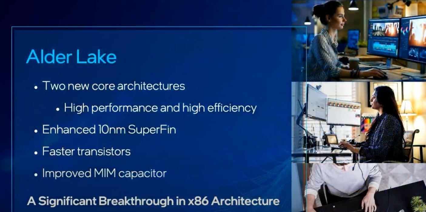 Intel Computex 2021 Keynote Alder Lake 2