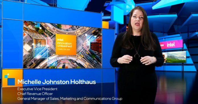 Michelle Johnston Holthaus Intel Computex 2021 Keynote