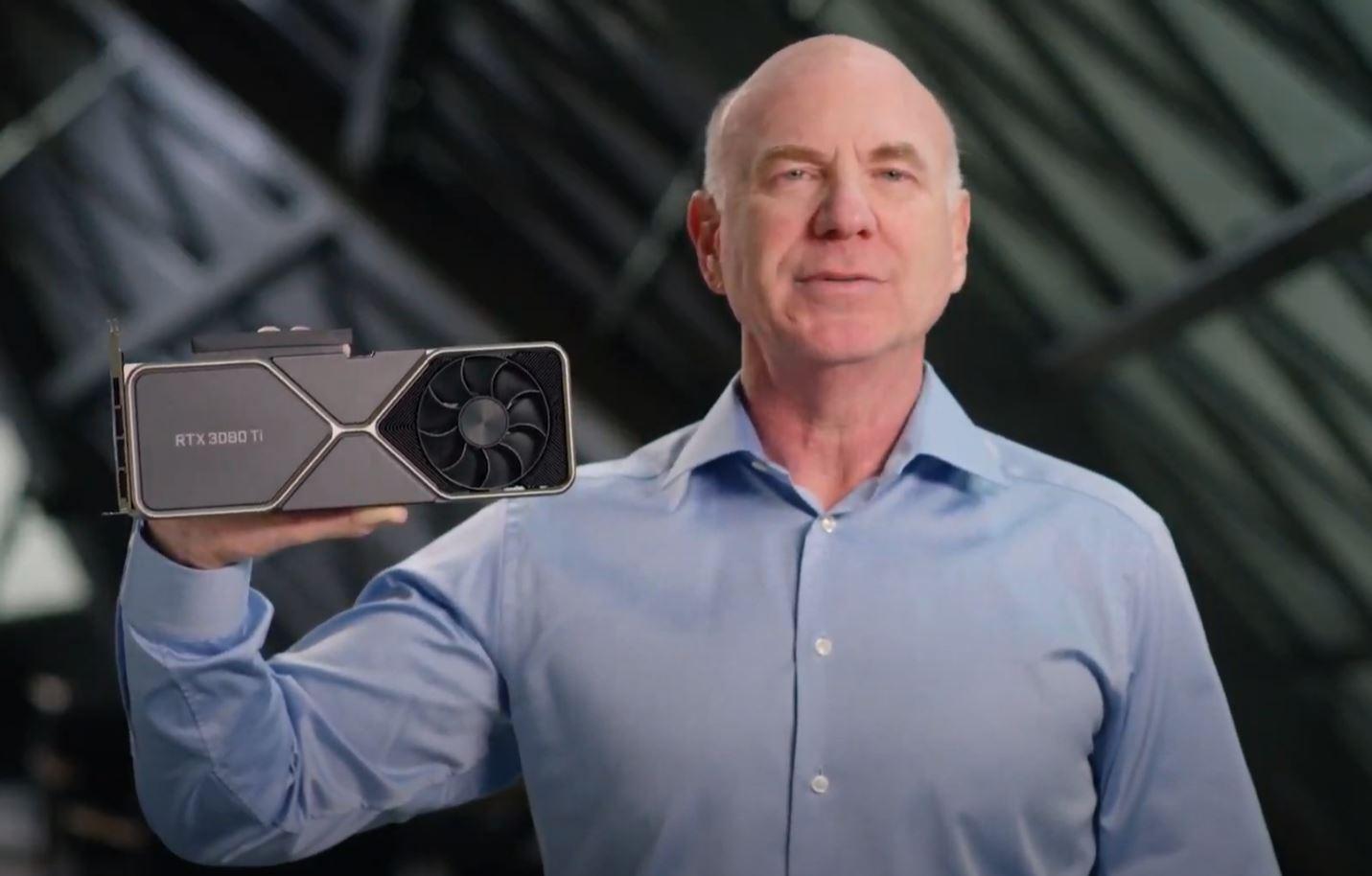 NVIDIA Computex 2021 NVIDIA GeForce 3080 Ti