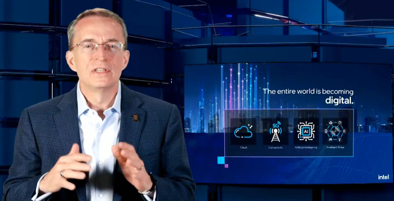 Pat Gelsinger Intel Computex 2021 Keynote Key Drivers
