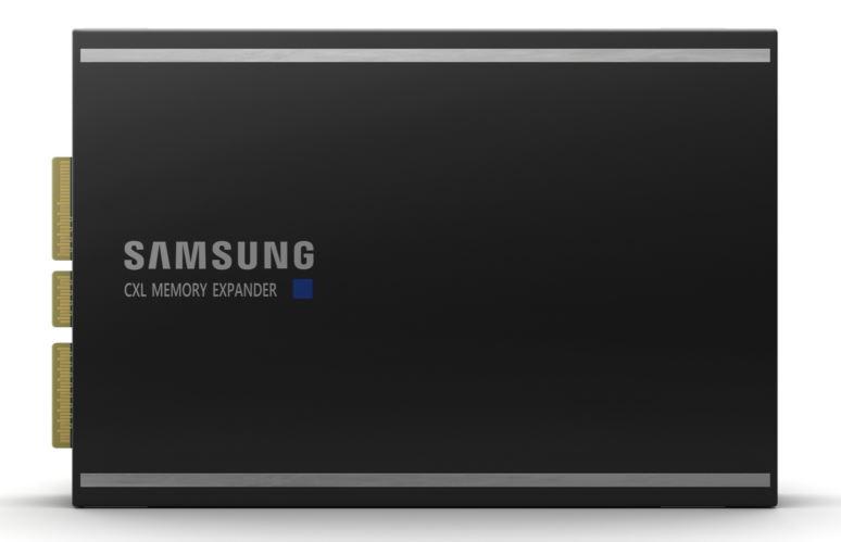 Samsung CXL Memory Expander Front
