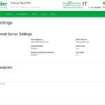Schneider Electric APC 7921B E Mail Alerts