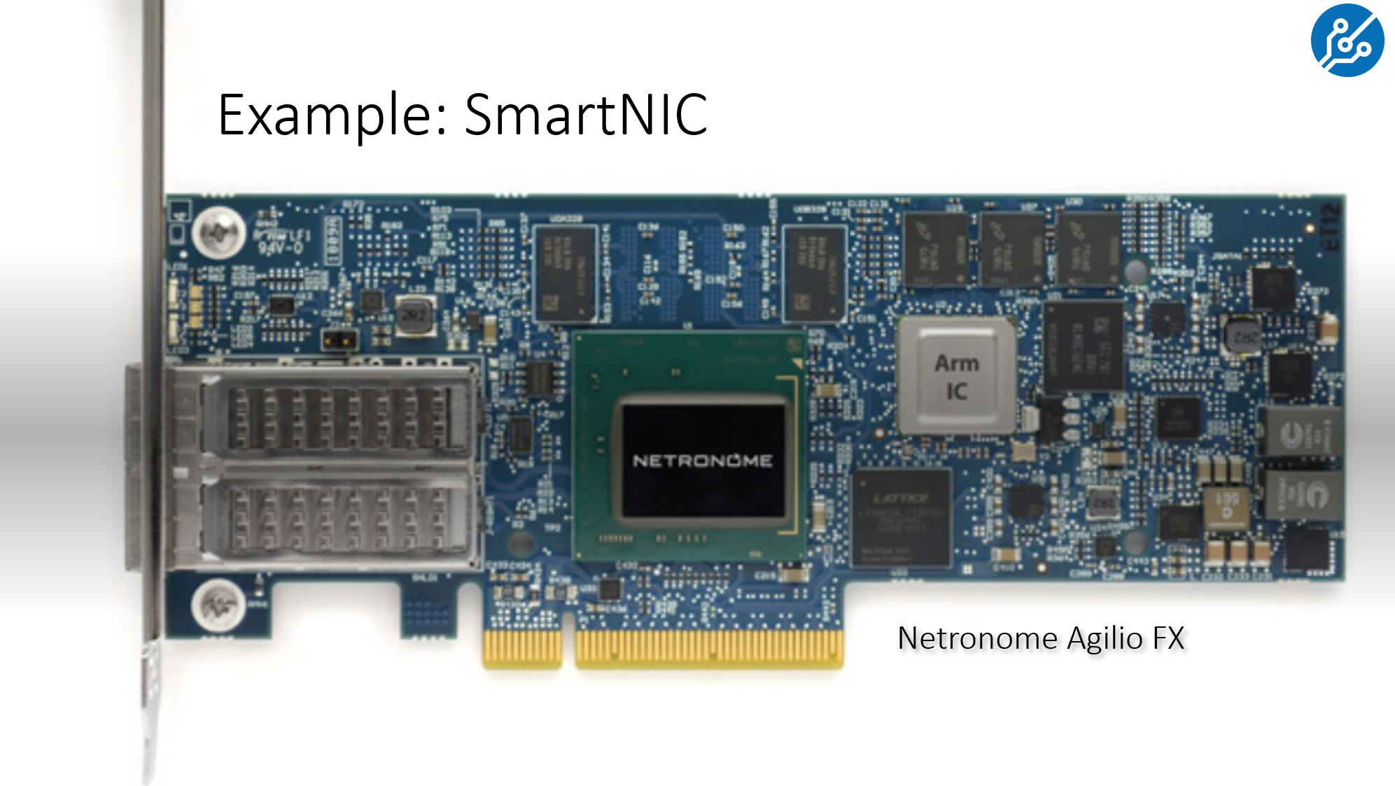 SmartNIC Example Q2 2021